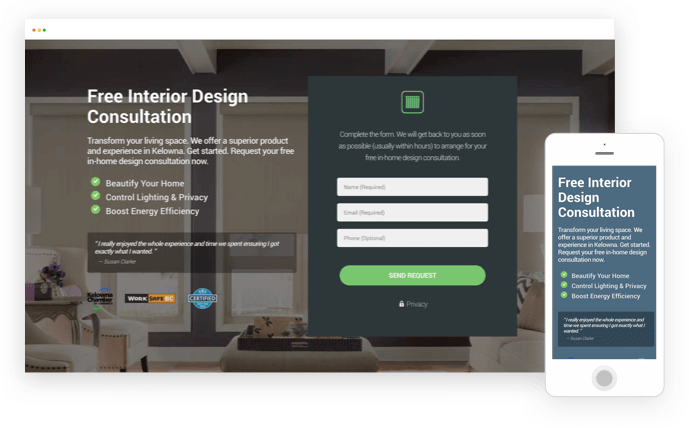 Kelowna Web Design Credibility